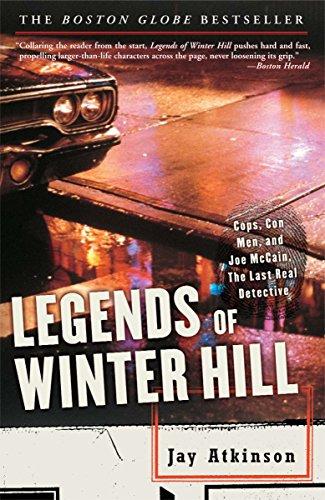 9781400050765: Legends of Winter Hill: Cops, Con Men, and Joe McCain, the Last Real Detective