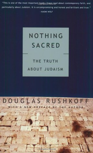 9781400051397: Nothing Sacred: The Truth About Judaism