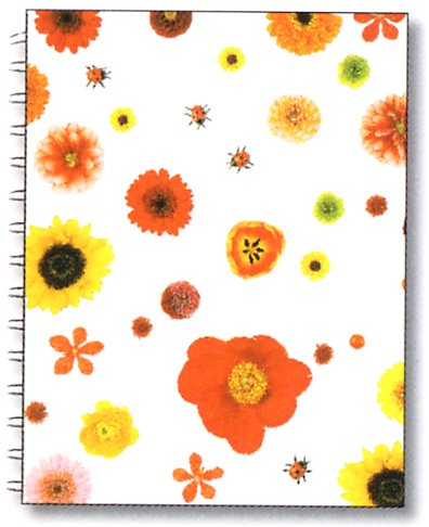 Wild Flowers Wire-O Bound Journal (Potter Style) (1400051959) by Stark, David; Adler, Avi
