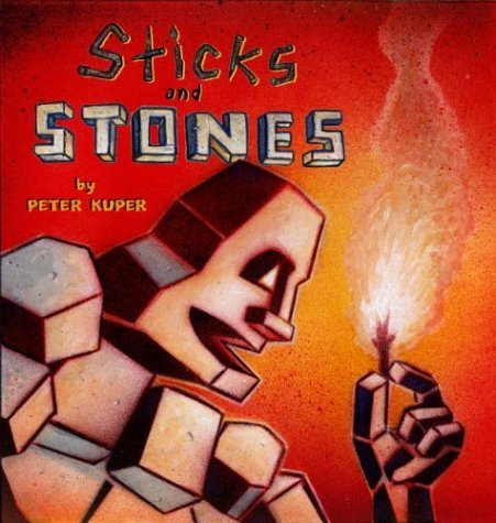Sticks and Stones (1400052572) by Kuper, Peter