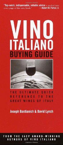 9781400052875: Vino Italiano Buying Guide