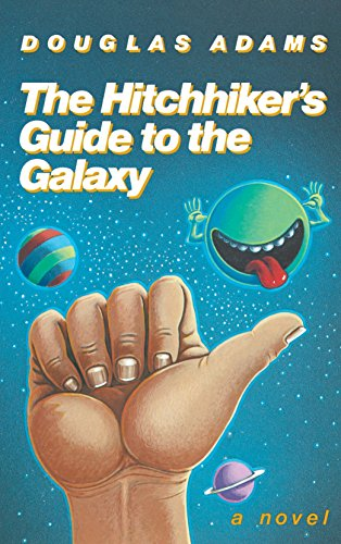 9781400052929: The Hitchhiker's Guide to the Galaxy, 25th Anniversary Edition