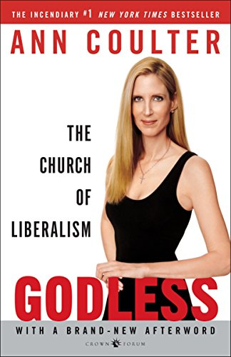 9781400054213: Godless: The Church of Liberalism