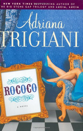 Rococo: A Novel - Signed By Author