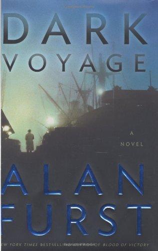 Dark Voyage ***SIGNED***: Alan Furst