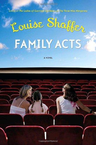 9781400060634: Family Acts: A Novel