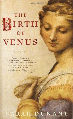 9781400060733: The Birth of Venus: A Novel