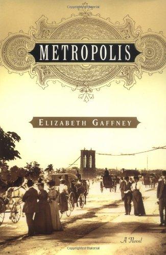9781400061501: Metropolis: A Novel