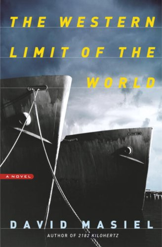 The Western Limit Of The World **Signed**: Masiel, David