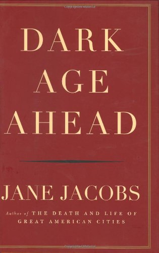 9781400062324: Dark Age Ahead