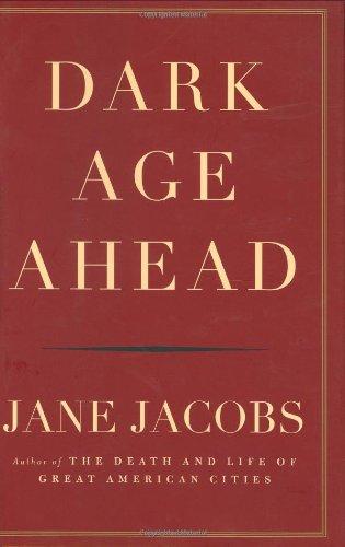 9781400062324: Dark Age Ahead