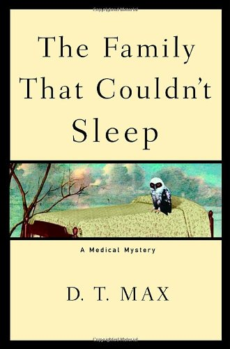 9781400062454: The Family That Couldn't Sleep: A Medical Mystery