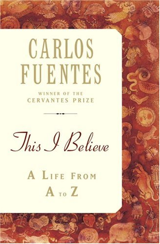 9781400062461: This I Believe: An A to Z of a Life