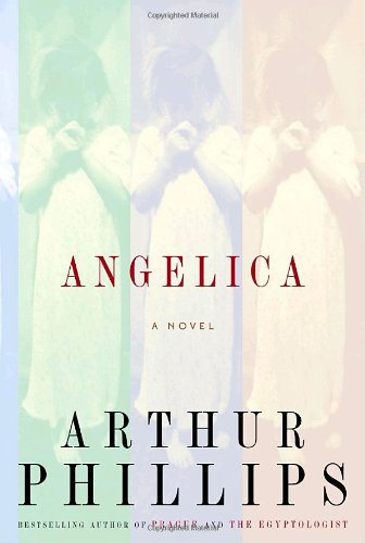 Angelica (Signed First Edition): Phillips, Arthur