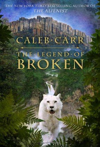 9781400062836: The Legend of Broken