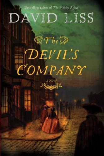 9781400064199: The Devil's Company: A Novel