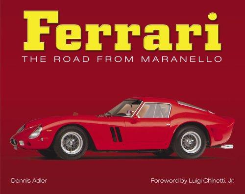 9781400064632: Ferrari: The Road from Maranello