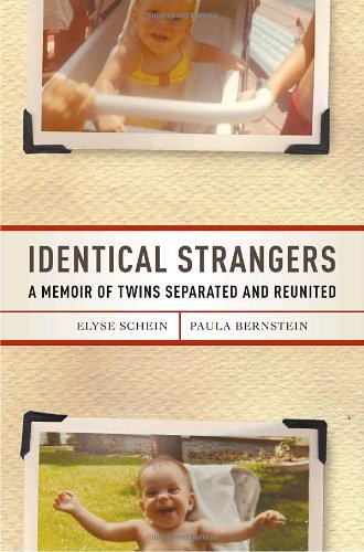 9781400064960: Identical Strangers: A Memoir of Twins Separated and Reunited