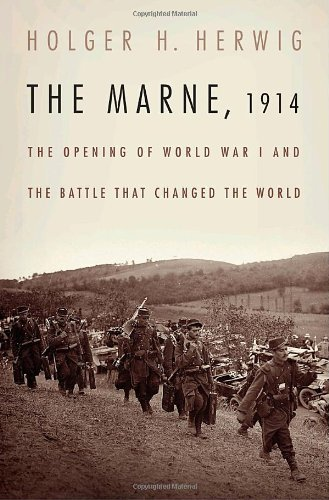 9781400066711: The Marne, 1914: The Opening of World War I and the Battle That Changed the World