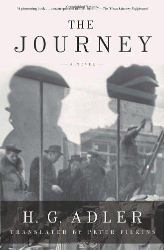 The Journey: A Novel: Adler, H. G.