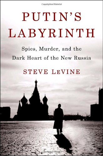 9781400066858: Putin's Labyrinth: Spies, Murder, and the Dark Heart of the New Russia