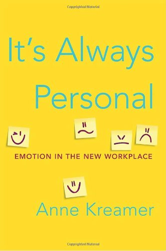 9781400067978: It's Always Personal: Navigating Emotion in the New Workplace