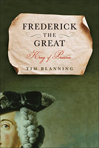 9781400068128: Frederick the Great: King of Prussia