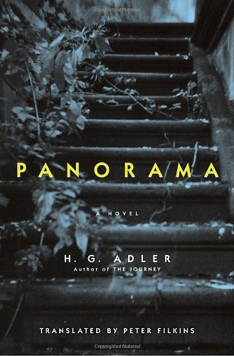 Panorama: A Novel: H. G. Adler, Peter Filkins (Translator), Peter Demetz (Afterword)