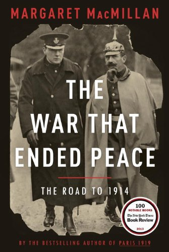 9781400068555: The War That Ended Peace