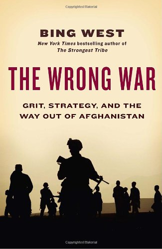 9781400068739: The Wrong War: Grit, Strategy, and the Way Out of Afghanistan