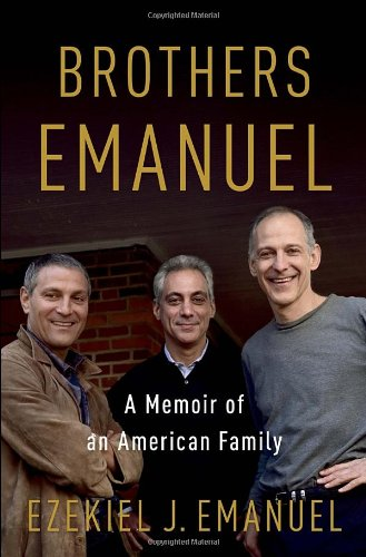 9781400069033: Brothers Emanuel: A Memoir of an American Family