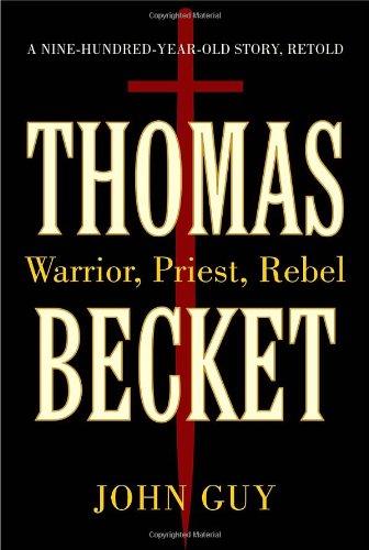 9781400069071: Thomas Becket: Warrior, Priest, Rebel