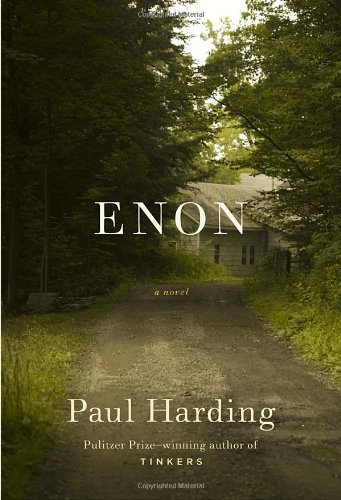 Enon: Paul Harding - SIGNED & DATED FIRST EDITION US