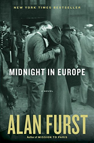 Midnight in Europe (Signed First Edition): Furst, Alan