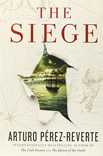 The Siege: A Novel: Perez-Reverte, Arturo