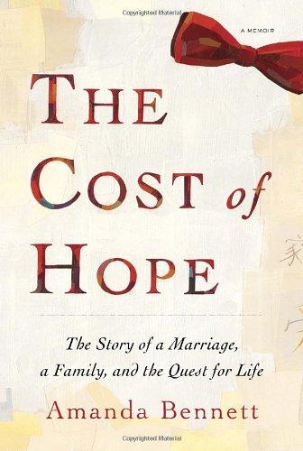 9781400069842: The Cost of Hope: A Memoir