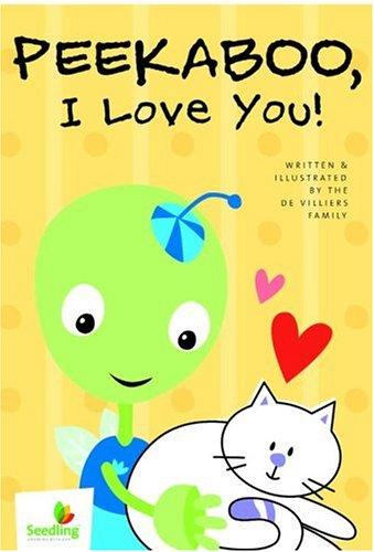 9781400071227: Peekaboo, I Love You (Seedling: Growing with God)