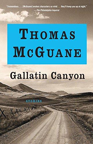 9781400075188: Gallatin Canyon (Vintage Contemporaries)