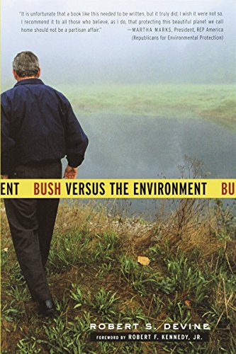 9781400075218: Bush Versus the Environment