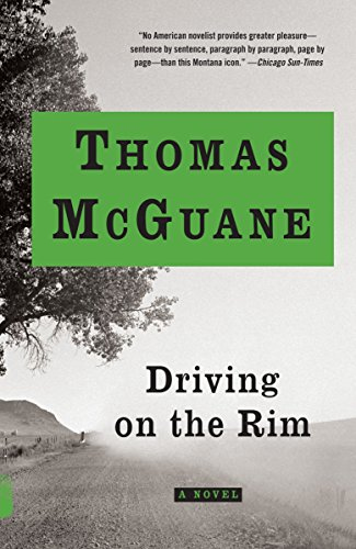 9781400075225: Driving on the Rim (Vintage Contemporaries)