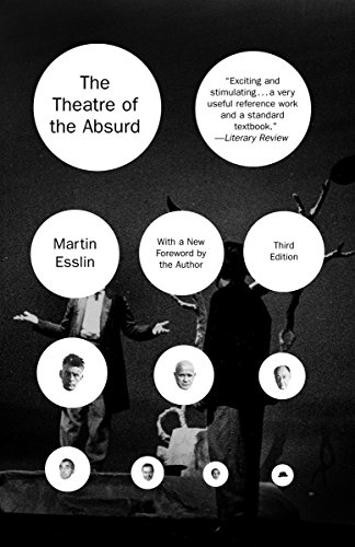 9781400075232: The Theatre of the Absurd