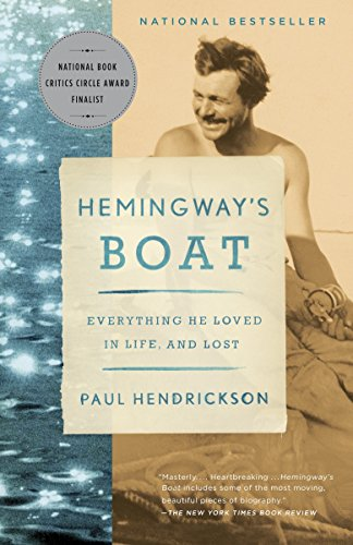 9781400075355: Hemingway's Boat: Everything He Loved in Life, and Lost