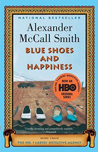 9781400075713: Blue Shoes and Happiness (No. 1 Ladies Detective Agency, Book 7)