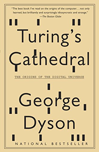 9781400075997: Turing's Cathedral: The Origins of the Digital Universe