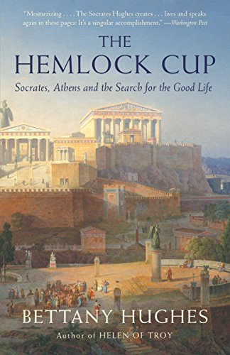 Hemlock Cup Socrates Athens & the Search for the Good Life