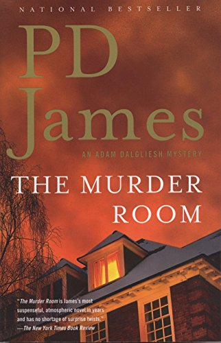 9781400076093: The Murder Room (Adam Dalgliesh Mysteries)