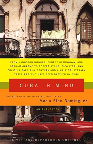 Cuba in Mind: An Anthology (Paperback)