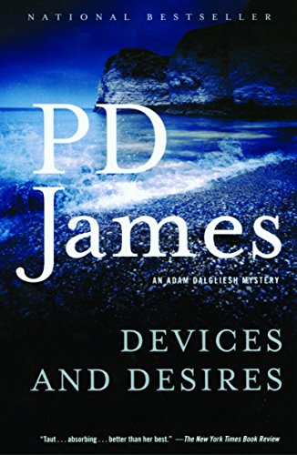 9781400076246: Devices and Desires (Adam Dalgliesh Mysteries, No. 8)