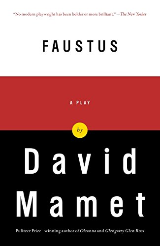 Faustus (Vintage): Mamet, David