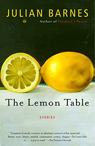 9781400076505: The Lemon Table (Vintage International)